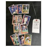 Fleer 93 Baseball Trading Cards