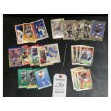 NFL Trading Cards 90s Era