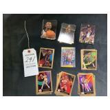 Basketball Trading Cards 90s Era