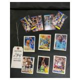 Upper Deck Basketball Trading Cards 92-93
