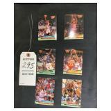 Fleer Ultra Basketball Trading Cards 92-93