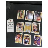 Upper Deck Basketball Trading Cards 91-92