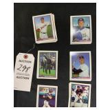 Bowman Baseball Trading Cards 90-91