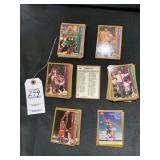 Fleer Basketball Trading Cards 92-93