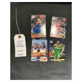 NBA Draft Trading Cards 1992