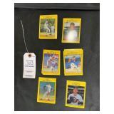 Fleer Baseball Trading Cards 1991