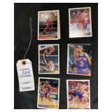 Upper Deck Basketball Trading Card 92-93