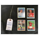 DonRuss Baseball Trading Cards 1992