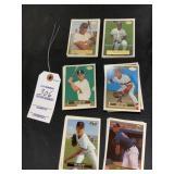 Fleer Excel Baseball Trading Cards 92-93
