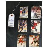 Upper Deck & Pro Set Platinum Hockey