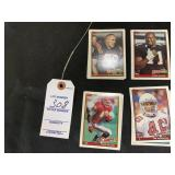 Topps Football Trading Cards 1991