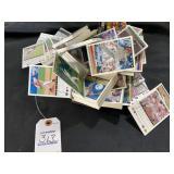 Damaged Trading Cards