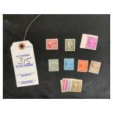 U.S. Postage Stamp Collectors