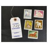 Kenmore Stamp Company 1974 Hungary