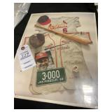 1993 RARE Life Stanley Musial Poster
