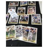 Topps Gold Series Baseball Cards from 1993