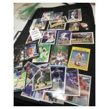 27 Collectable Baseball Cards from 1991, 1992 a