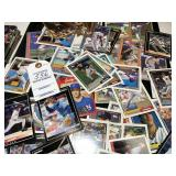 Assorted Baseball Cards from 1992 and 1993