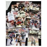 NHP Pro Set Hockey Cards, Assorted Used