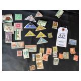 Foreign Stamps  Ô