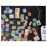 Foreign Vintage Stamps  Ô Mix used quality