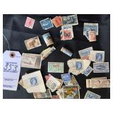 Canada Vintage Stamps  Ô  Used loose stamps