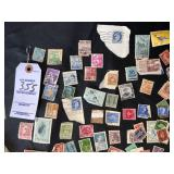 Foreign Vintage Stamps   Ô  Loose used stamps
