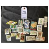 Assorted Vintage Foreign Stamps  Ô Used loose