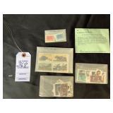 Vintage Assorted Stamps  Ô Used loose stamps
