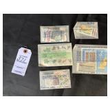 Vintage Assorted Stamp  Ô Used loose stamps