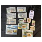 Vintage Foreign Stamps  Ô Used mixed stamps
