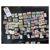 U.S Stamps 300 count  Vintage assortment stamps