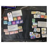 Foreign Stamps   Vintage collection