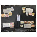 Foreign Stamps  Mongolia, Hungry, Upper Volta,