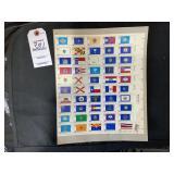 Bicentennial Era Stamps   1776-1976 §