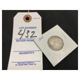 1903 Berber Quarter Dollar