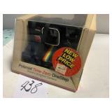 Vintage Polaroid Time-Zero OneStep Camera
