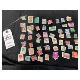 Vintage Collectors Stamp