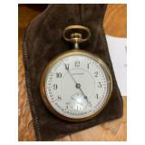 Baltimore Pocket Watch Gold plated