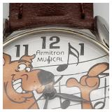 Rare Armitron Musical Hanna-Barbera