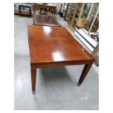 Mahogany Color Dining Table w/6 Chairs