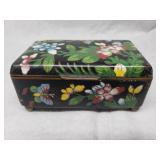 Antique Chinese Cloisonn©Â© Box