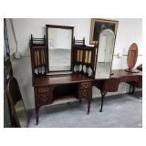 Art Nouveau Dressing Table Cook & Townshend, Liver