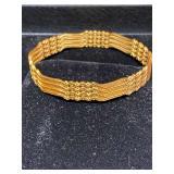 22 karet Gold bracelet