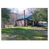 2.7 Acres W/Cabin/Home River Front, Personal Prop.
