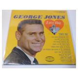Record album George Jones Love Bug