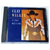 CD Clay Walker If I Could Make a Living