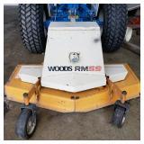 Woods RM59 finishing mower