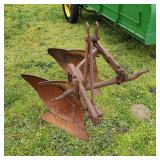 MF 2 bottom plow