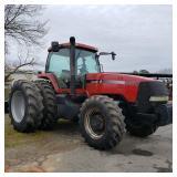 CASE IH MX270 tractor